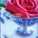 Rosette+Napkin+Fold+stonegableblog.com+Title+Page