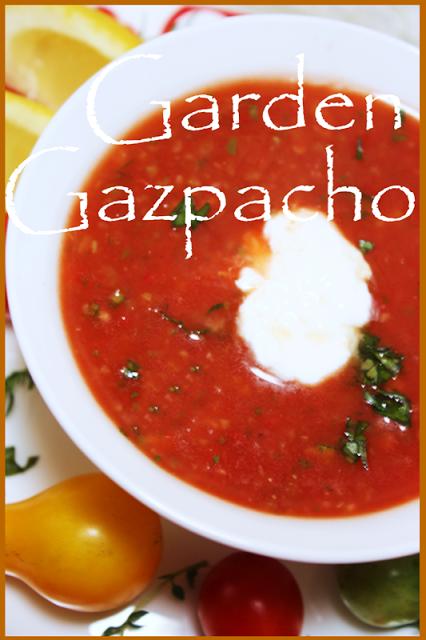 GARDEN GAZPACHO