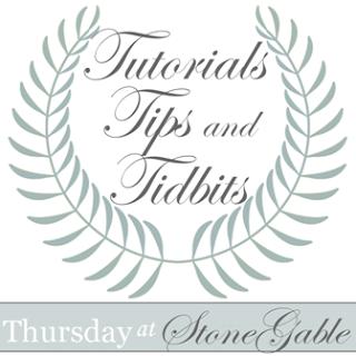 TUTORIALS TIPS AND TIDBITS # 7