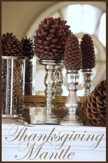 THIS IS NOT A CHRISTMAS MANTLE!