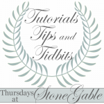 TUTORIALS TIPS AND TIDBITS #44 AND GIVEAWAY