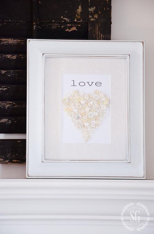 VALENTINE BUTTON HEART DIY-picture-stonegableblog