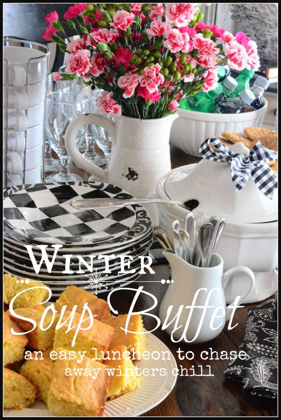 WINTER SOUP BUFFET