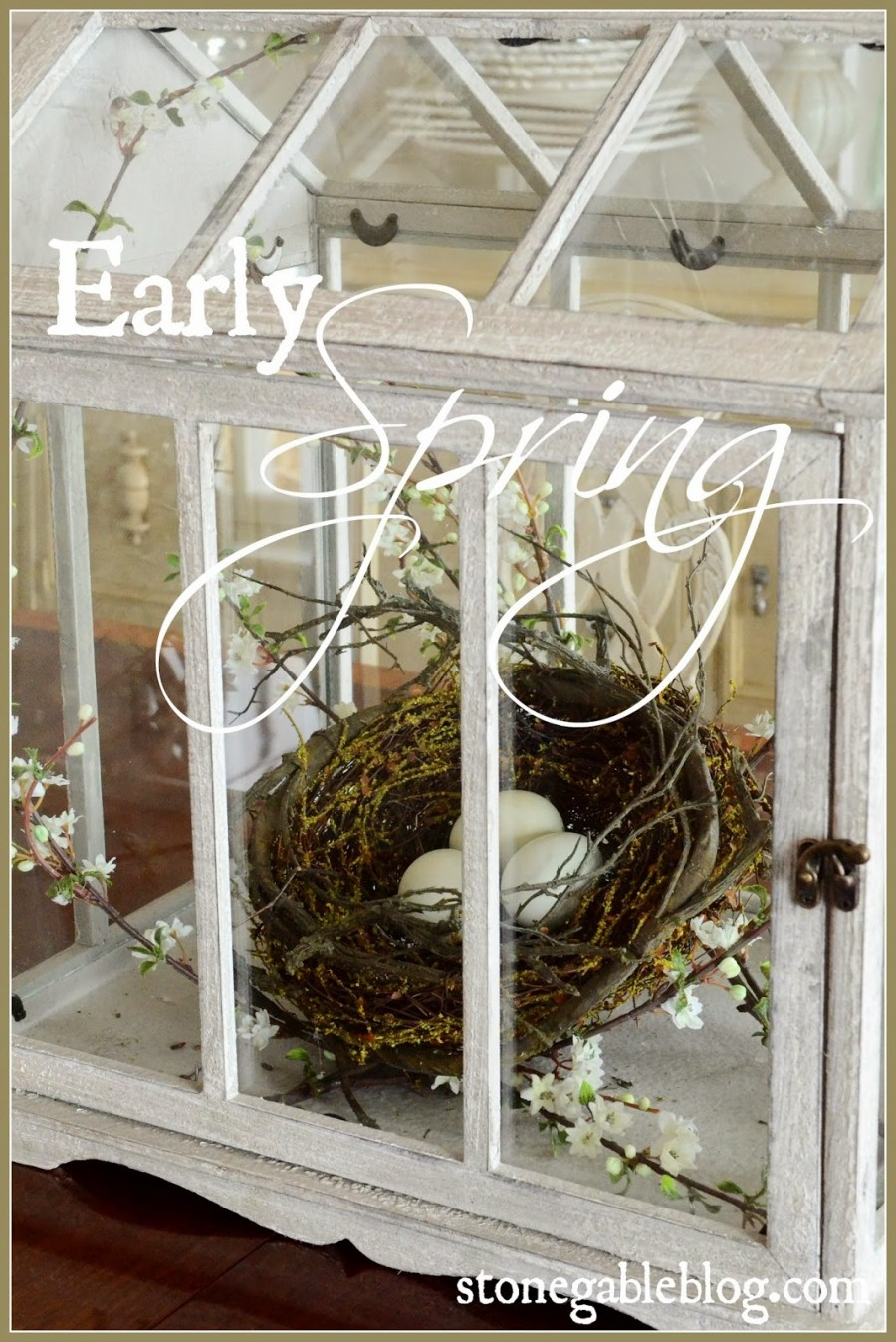 EARLY SPRING…
