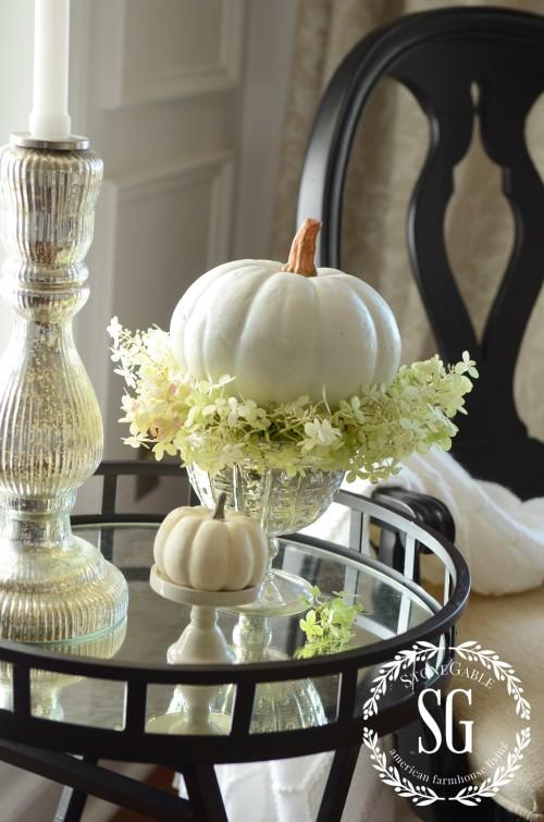 5 Minute Fall Decor- pumpkin-stonegableblog.com