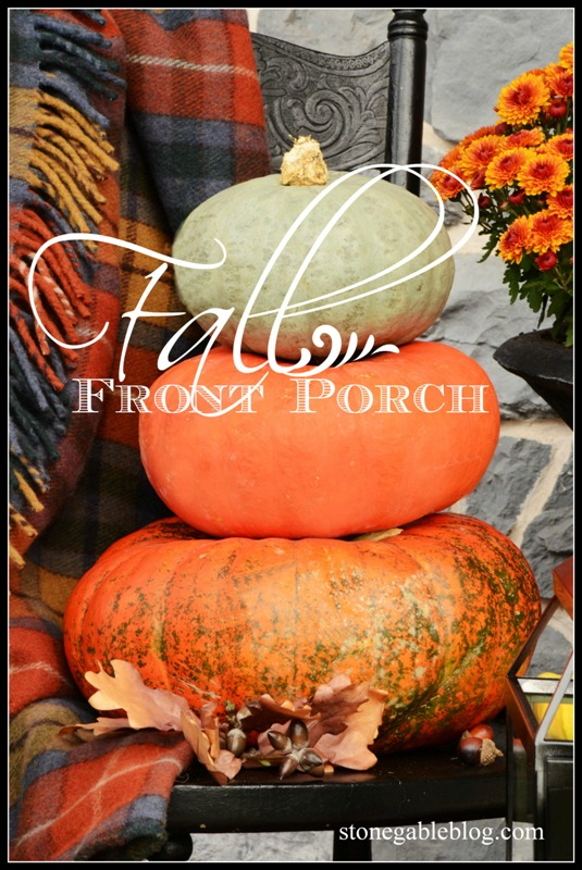BLOG Fall Front Porch- Title Page-stonegableblog.com