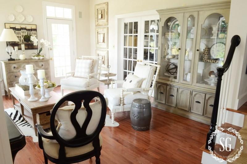 Hutch-Living Room-Styled- full view-stonegableblog.com