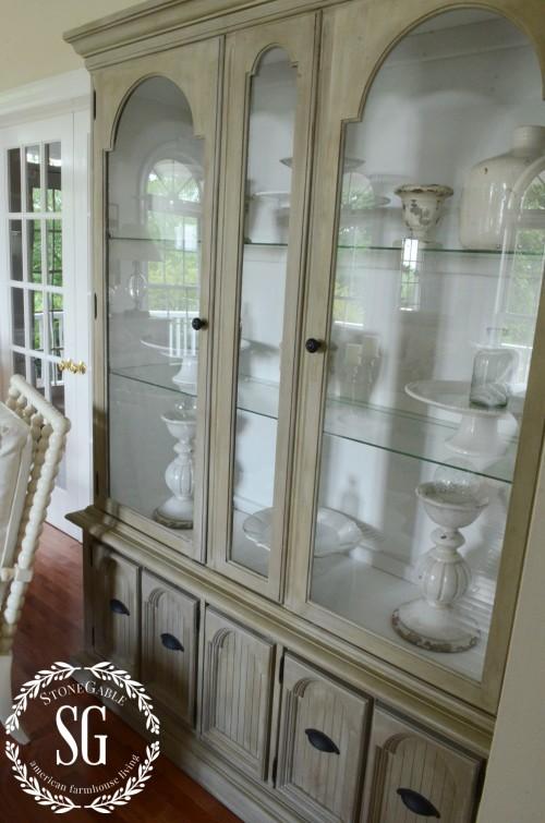 Hutch Reveal-curlacue-hutch glass-stonegableblog.com