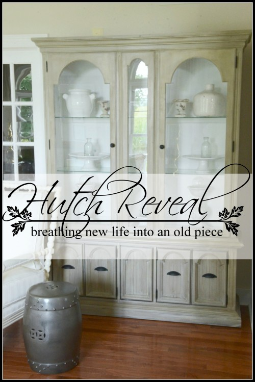 PAINTED HUTCH REVEAL