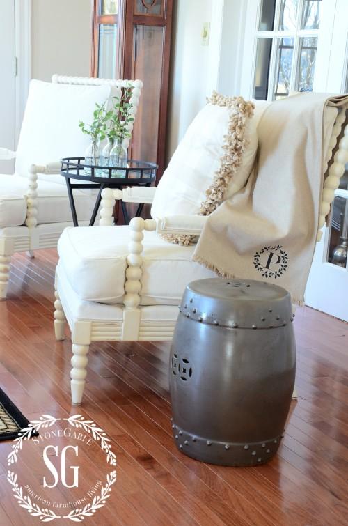 home decor-spindle chairs-stonegableblog.com