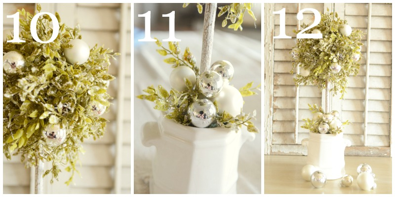 CHRISTMAS TOPIARY DIY-instructions- 10 to 12-stonegableblog.com