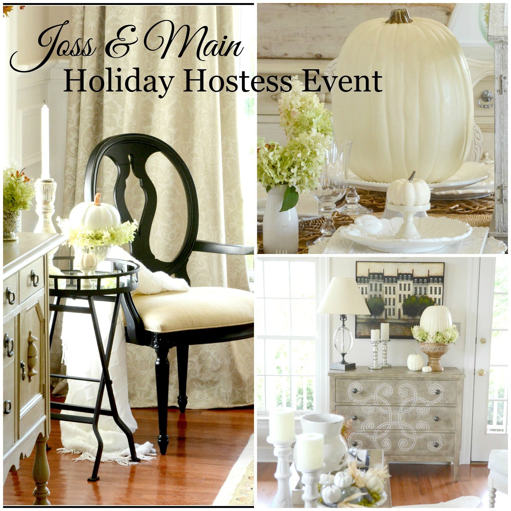 Stores Like Joss And Main: LAST DAY FOR HOLIDAY HOSTESS EVENT AT STONEGABLE