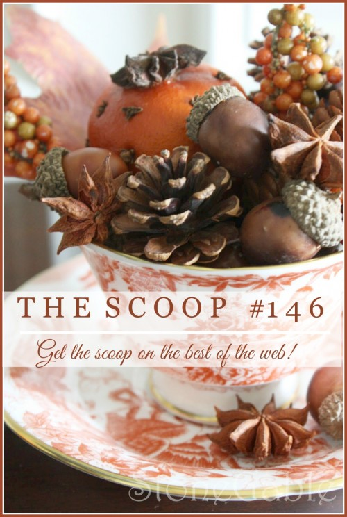 THE SCOOP #146-stonegableblog