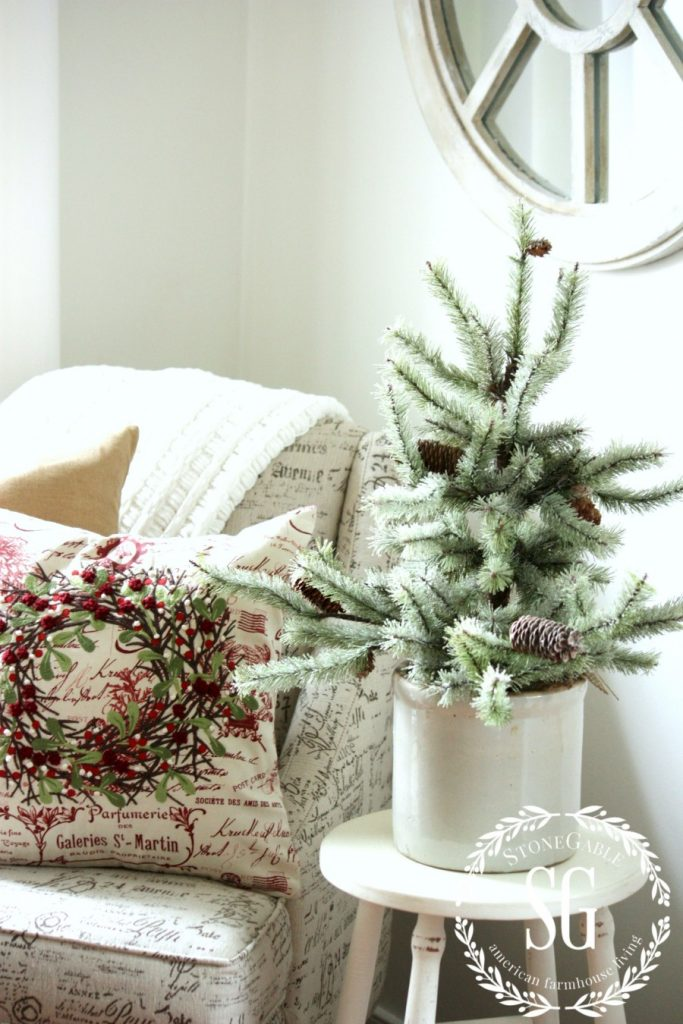 10 THINGS TO DO NOW TO GET READY FOR CHRISTMAS NEXT YEAR- pillow-stonegableblog.com