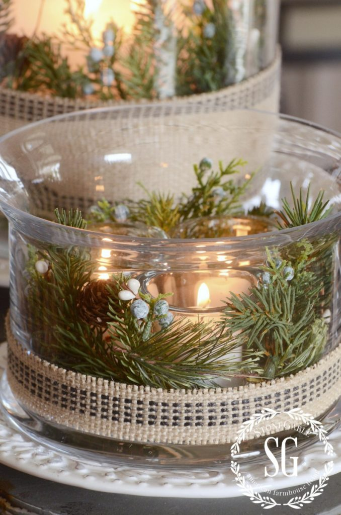 15 MINUTE CHRISTMAS DECOR- doable and easy-stonegableblog