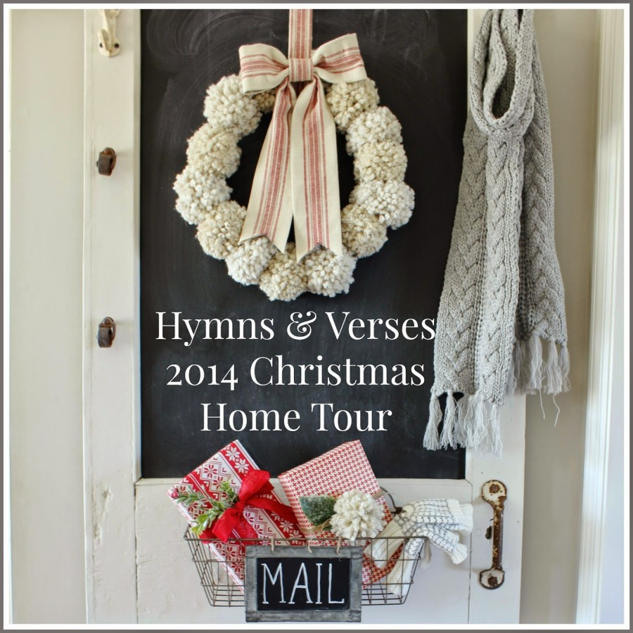 2014 Christmas Home Tour Graphic