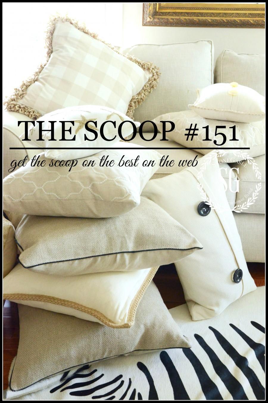 THE SCOOP #151