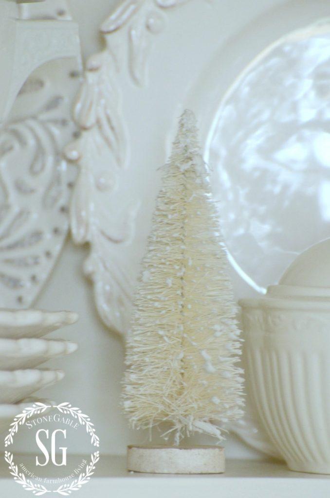 FRENCH INSPIRED CHRISTMAS IN THE DINING ROOM-stonegableblog.com