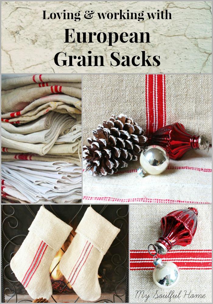 Grainsack-collage