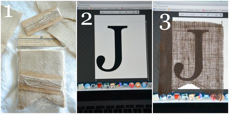 NO-SEW JOY BANNER-instructions 1 to 3-stonegableblog.com