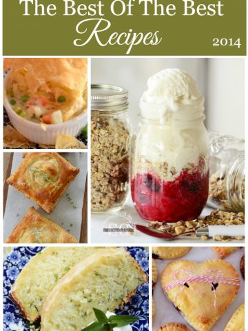 THE BEST STONEGABLE RECIPES OF 2014- delicious and easy to make-stonegableblog.com