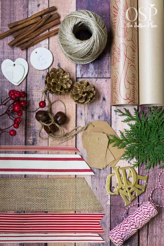 christmas-gift-wrapping-ideas-kraft-red