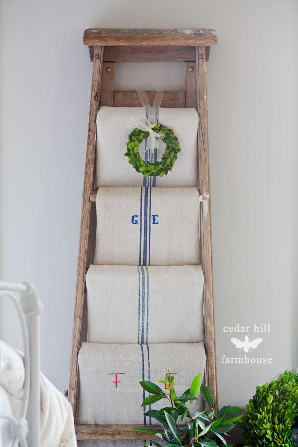 grain-sacks-on-a-ladder