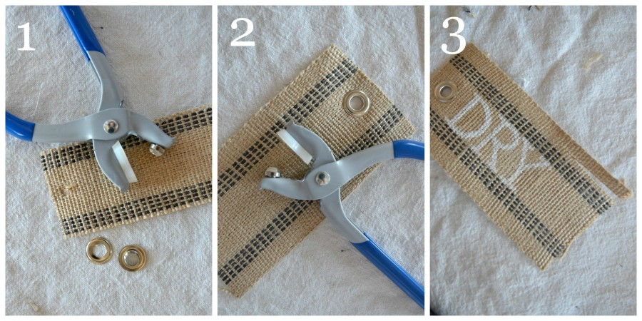 NO-SEW BURLAP TAGS- instructions 1-3-stonegableblog.com