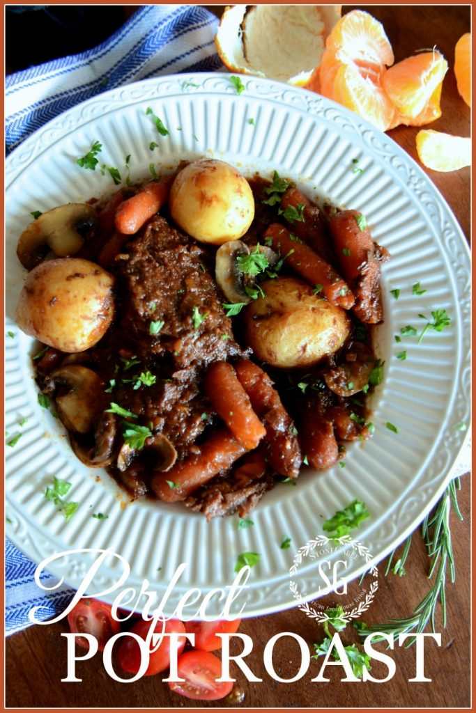Perfect pot roast this is the best pot roast you will ever make