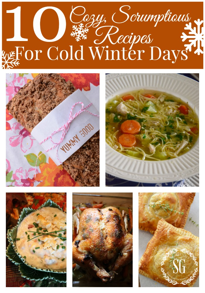 Looking for winter recipes? Allrecipes has more than 1, trusted winter recipes complete with ratings, reviews and cooking tips. See how to make this rich-tasting soup that's just right for cold weather. Tips for a Happy Hygge Life This Winter. Embrace this cozy Danish trend with these comforting recipes.