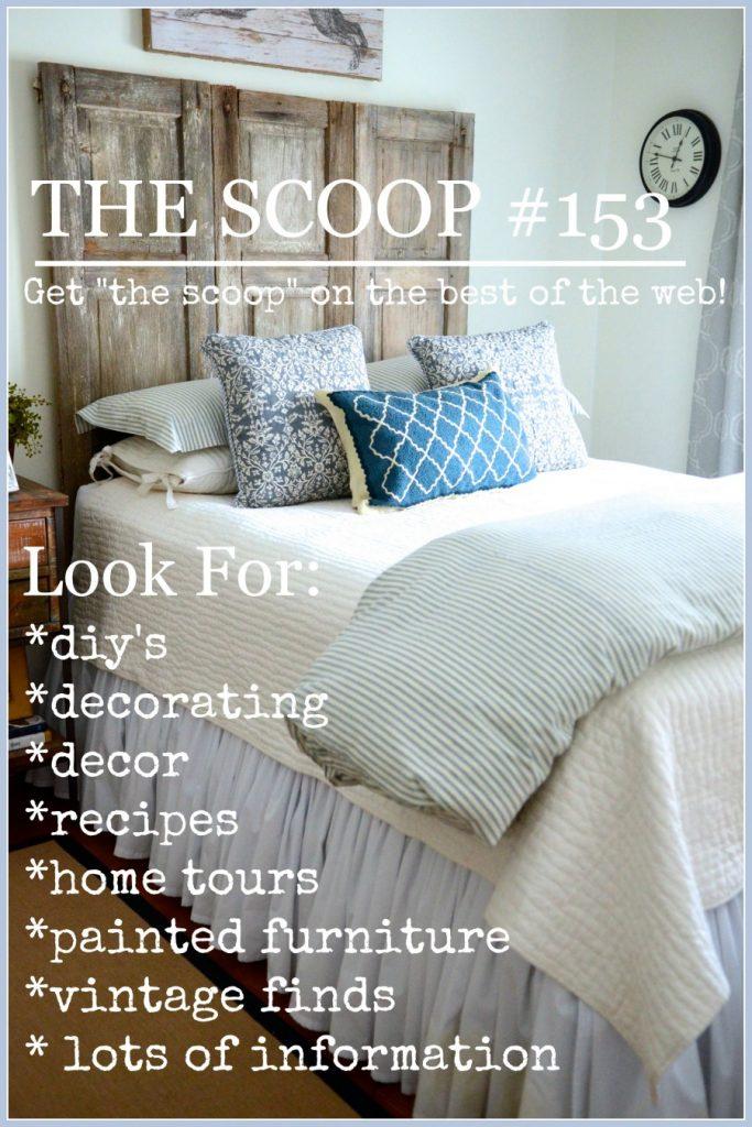 The Scoop #153-stonegableblog.com