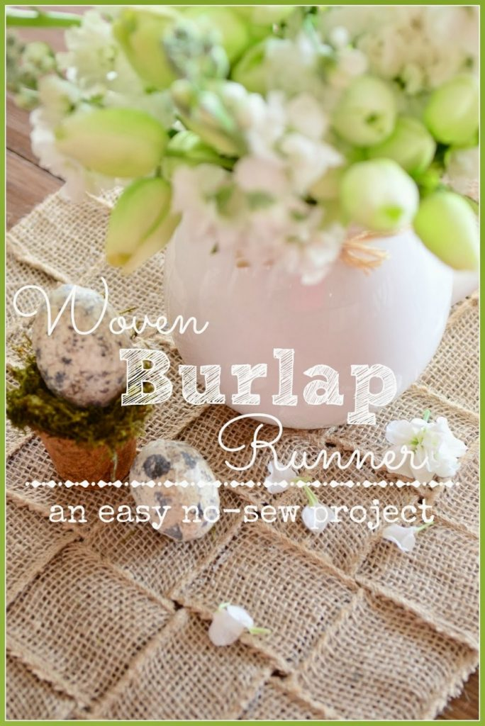 woven-burlap-runner-Title Page-stonegableblog