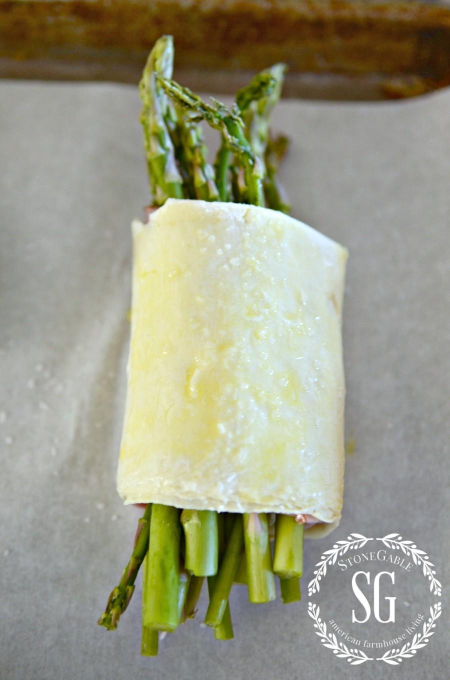 ... asparagus parmigiano puffs recipes dishmaps asparagus puffs recipes