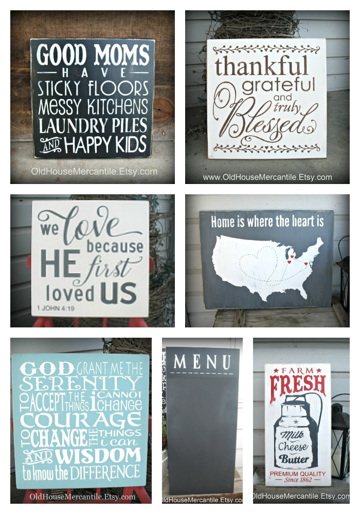 Beautiful Home Sweepstakes Interesting Of Old Mercantile Signs Images