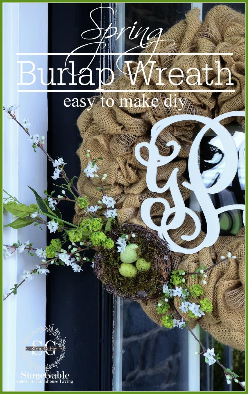 BURLAP-SPRING-WREATH-TITLE PAGE-stonegableblog.com
