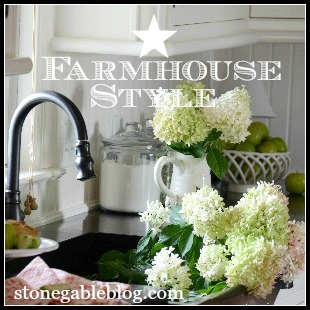JUST WHAT IS FARMHOUSE STYLE- every home needs a little farmhouse-stonegableblog.com