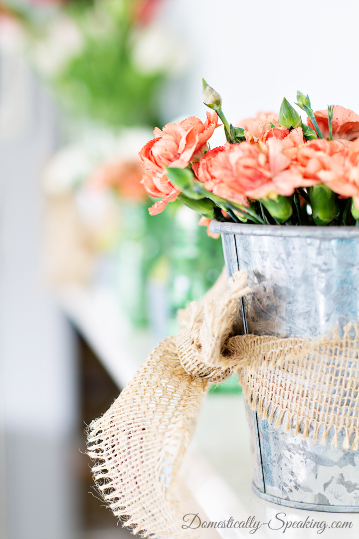 Spring-Mantel-2015-Simple-Beauty-with-greens-pinks-and-corals-7