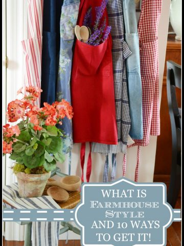 WHAT IS FARMHOUSE STYLE-and how to get it-stonegableblog.com