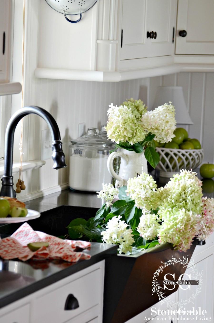 farmhouse style-sink-stonegableblog.com