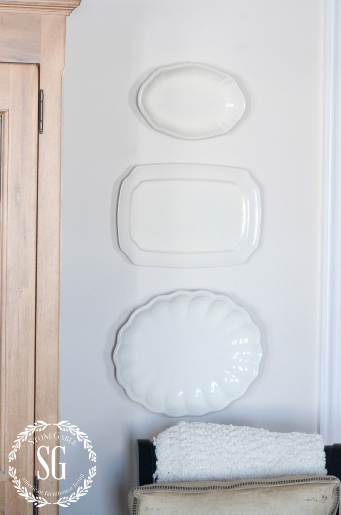 3-HELPFUL-TIPS-TO-MAKE-A-CABINET-LOOK-FABULOUS-white-platters-stonegableblog.com_-678x1024