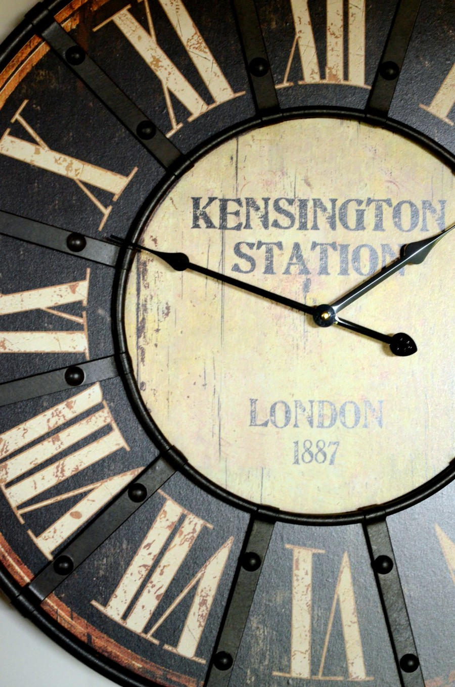 Decor Steal Clock-Kensington-stonegableblog.com