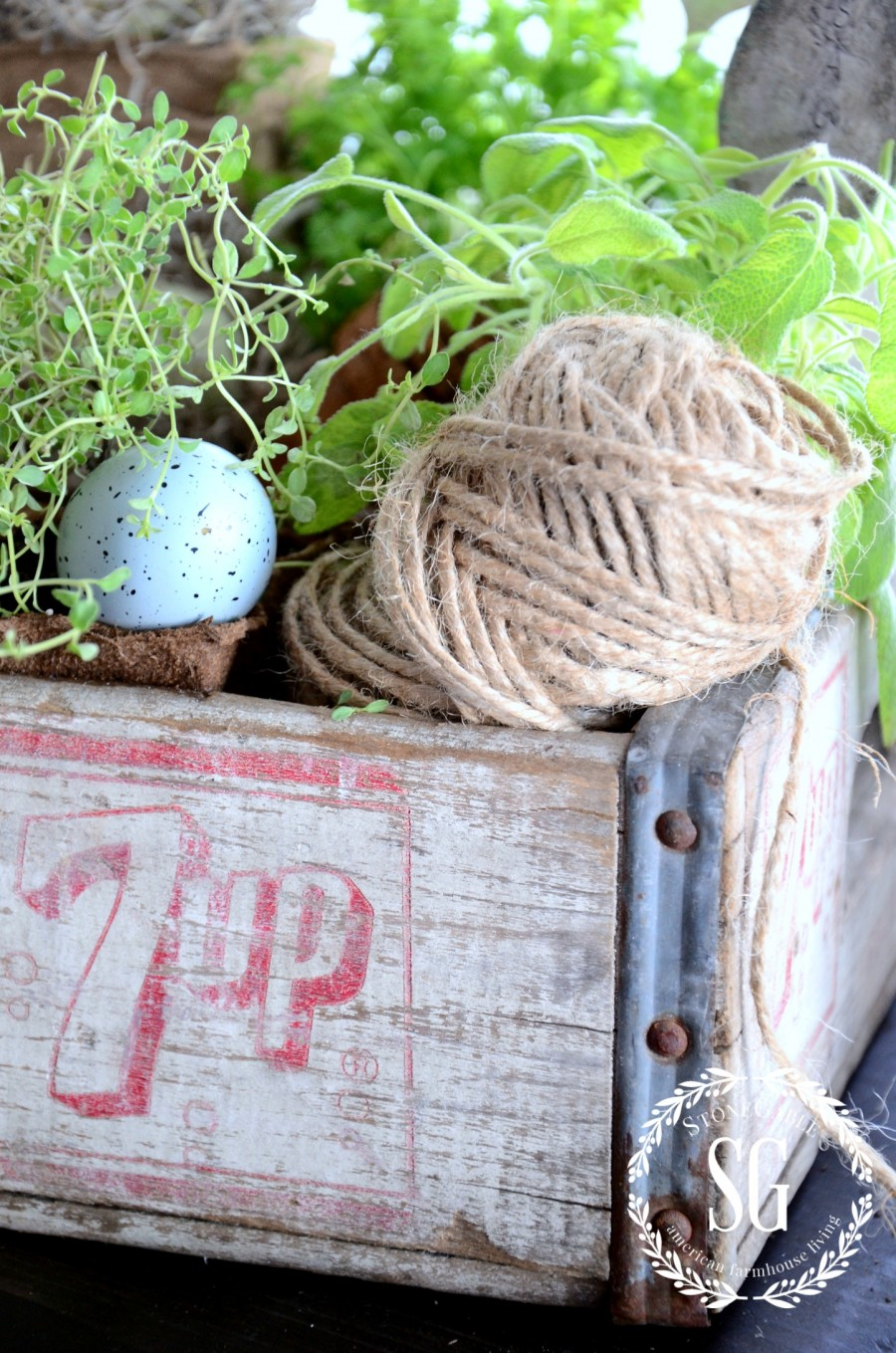 SPRING FARMHOUSE MUST HAVES-old crate-stonegableblog.com