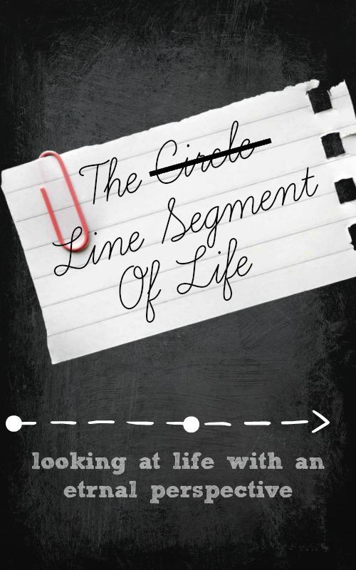 THE LINE SEGMENT OF LIFE-SUNDAY SCRIPTURE-stonegableblog.com