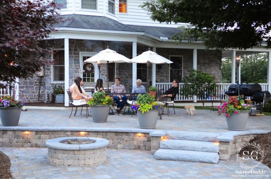 back of house and patio-stonegableblog.com