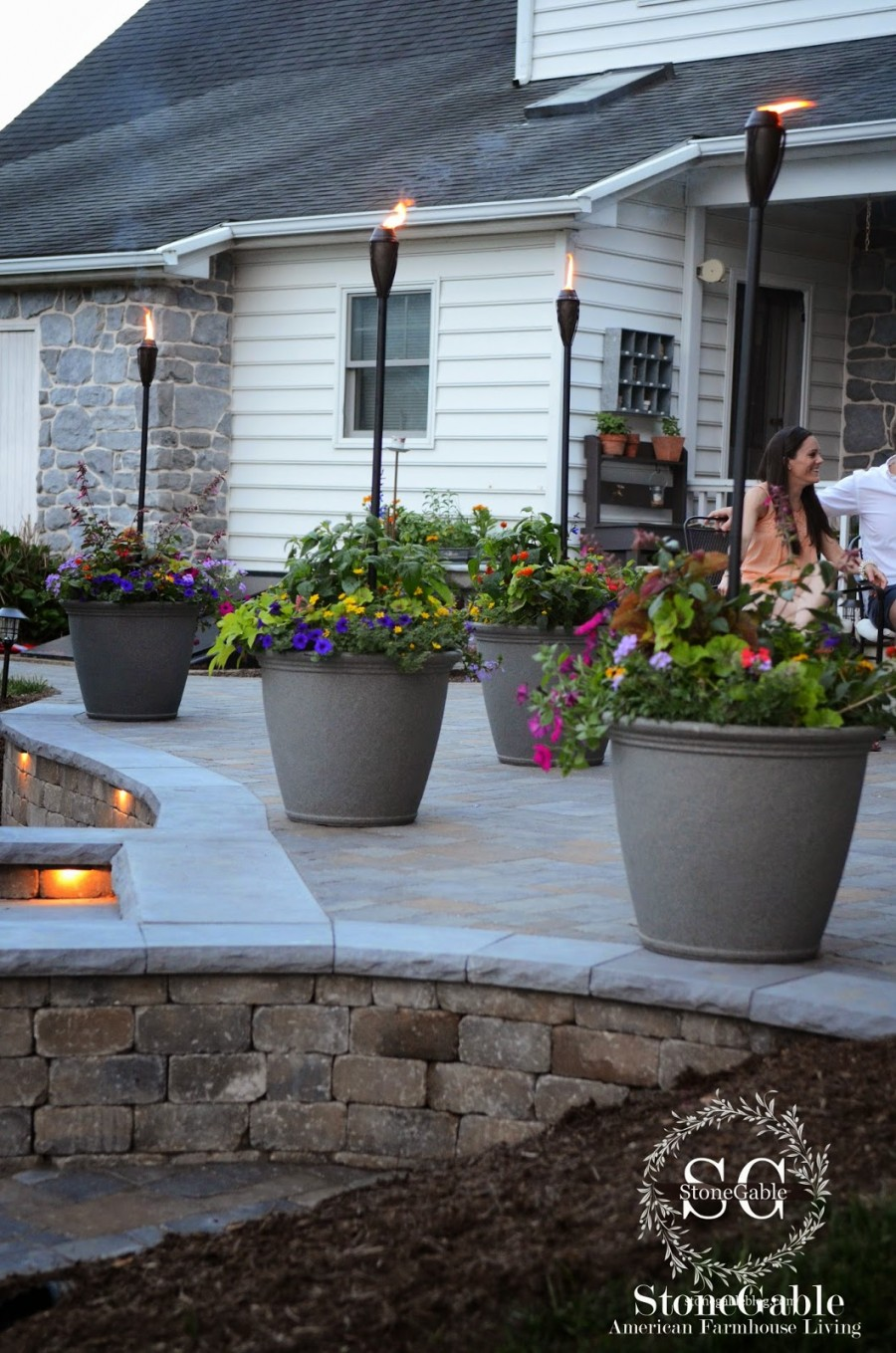 8 Ways To Perk Up Your Porch And Patio For Spring And Summer Stonegable