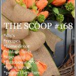 THE SCOOP #168 Hundreds of creative ideas and lot of inspiration-stonegableblog.com