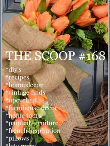 THE SCOOP #168 Hundreds of creative ideas and lot of inspiration-stonegableblog.com
