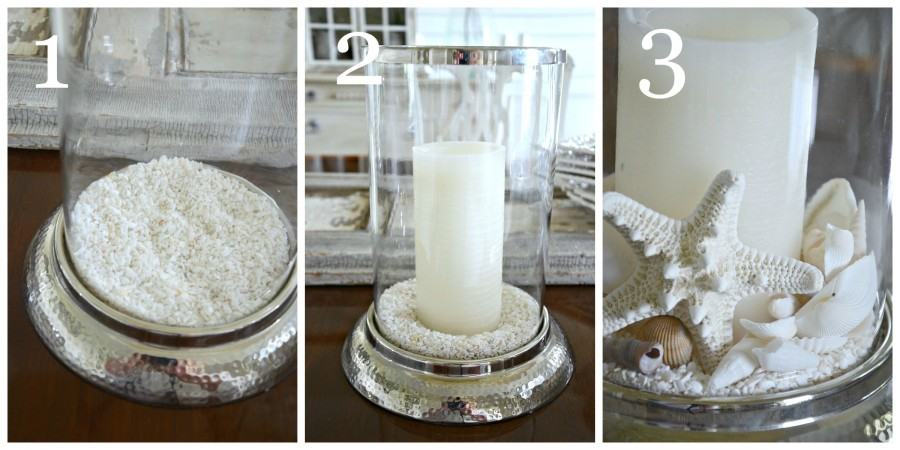 10 MINUTE SUMMER DECORATING-instructions 1 to 3-stonegableblog.com
