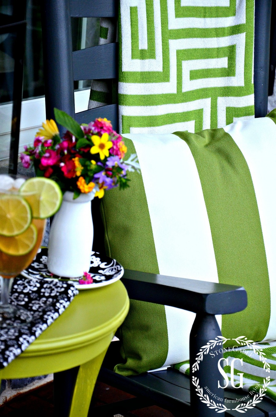 6 ESSENTIALS FOR CREATING AN OUTDOOR SPACE-layering decor-stonegableblog.com