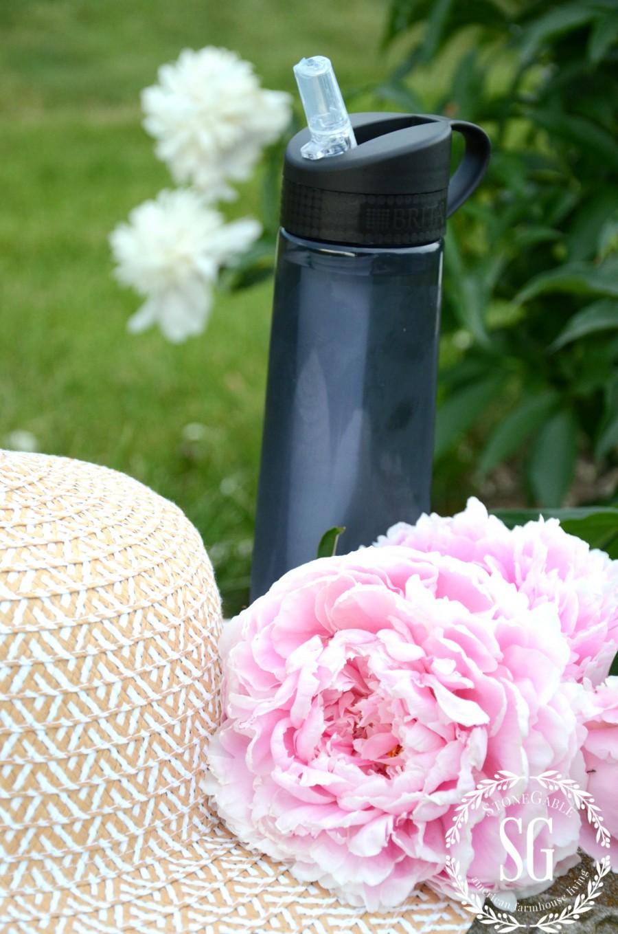 8 WAYS TO ENJOY GARDENING-brita in the garden-stonegableblog.com